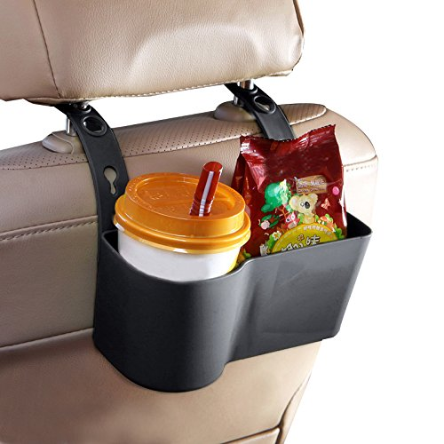 THDShop99 Auto Drinks Holders Multifunction Food Shelves Cup Holder Car Accessories Seat Back Adjustable Organizer Automobiles Supplies by THDShop99
