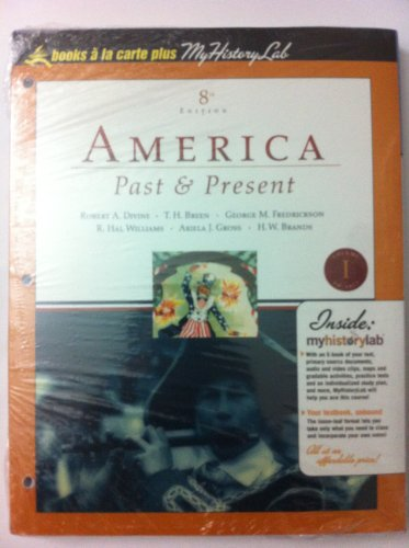 america past and present volume i - 6