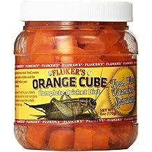 Fluker's 6 oz Orange Cube Complete Cricket Diet