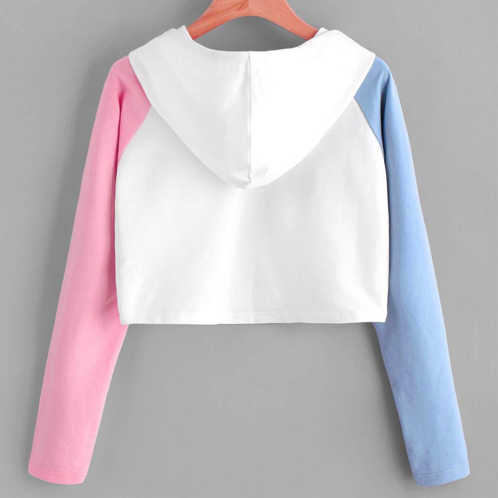 Bestow Señoras de Gran tamaño Que cosen suéter Superior Invierno Casual Crop Jumper Pullover Tops: Amazon.es: Ropa y accesorios