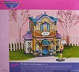 Barbie Department 56 PET SALON and BOUTIQUE w Lights (2003)