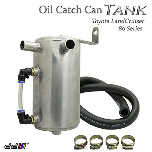 (Oil Catch Can Tank Landcruiser Land Cruiser Autana 80 Series Diesel 4.2L Toyota)