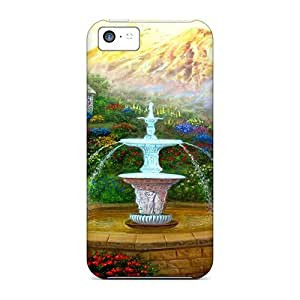 Iphone High Quality Tpu Case/ Garden House PIY9327eesa Case Cover For Iphone 5c