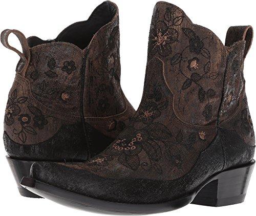 Old Gringo Women's Bonnie Short Brown/Black 10 B US (Old Gringo Women Boots)