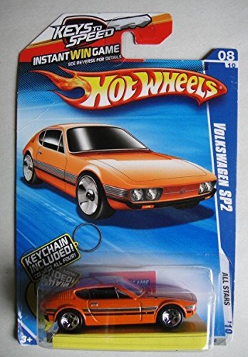 Amazon.com: Hot Wheels 2010 todas las estrellas, Naranja ...