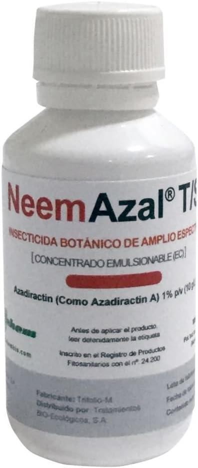 TRABE NEEMAZAL 30ml. (Extracto puro de Neem) - Insecticida Vegetal