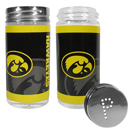 - NCAA Iowa Hawkeyes Tailgater Salt & Pepper Shakers