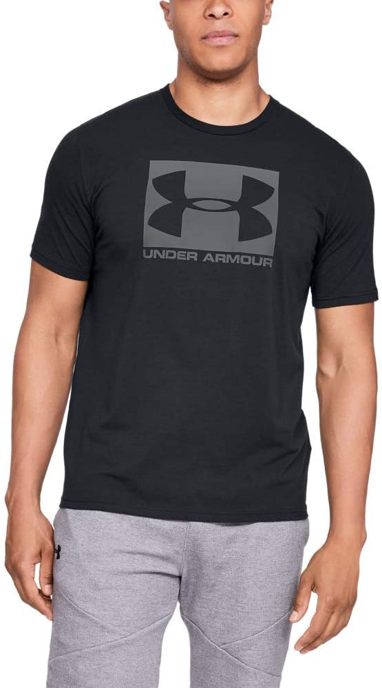 Under Armour UA Boxed Sportstyle Camiseta Hombre