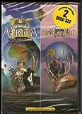 Passport to Africa Zimbabwe & Passport to New Zealand - Bowhunting