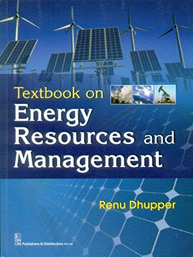 Download Textbook on Energy Resources and Management pdf epub