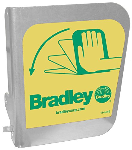 Bradley Service Only Flag Handle Assembly Part # S08-338 by Bradley