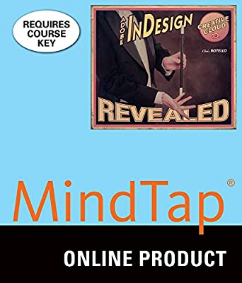 MindTap Media Arts and Design for Botello's Adobe InDesign Creative Cloud, 1st Edition