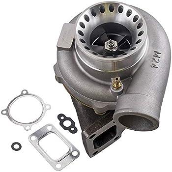 Amazon com: CXRacing-T3 T4 T04E Turbocharger  50 AR