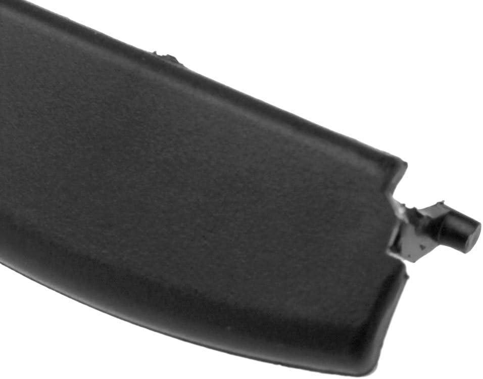 Accoudoir Loquet clip Accoudoir noir couvercle Console couvercle verrouillage Clip Catch R TOOGOO