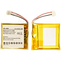 Replacement Battery Repair for Logitech Wireless Headset H800 Fix Low Power Problem Indicator