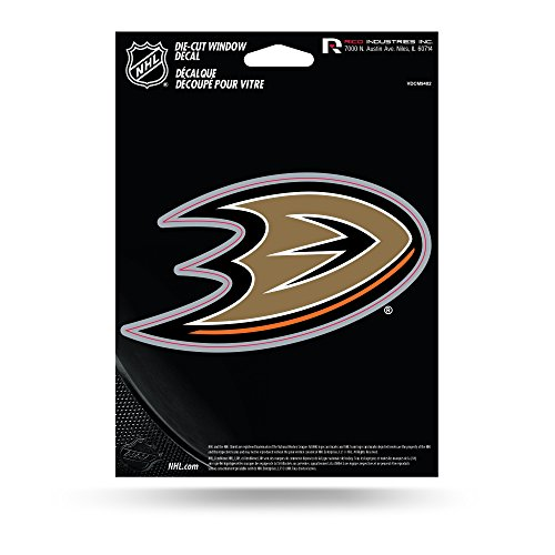 NHL Anaheim Ducks Die Cut Vinyl Decal