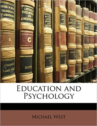 Book Education and Psychology
