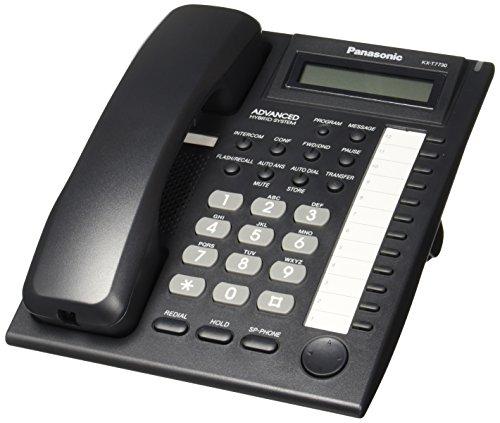 Panasonic Black Phone Telephone - 8