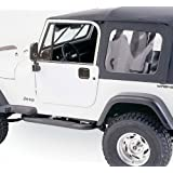 Rampage Products 68035 YJ Full Steel Door Top kit w/Hardware