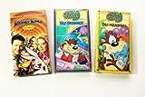 Looney Tunes Taz Mania Collection (3pk): Taz~tronaut, Taz-manimals, Looney Tunes Back in Action Movie