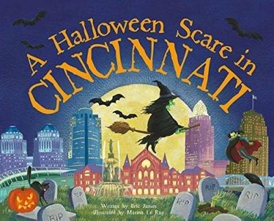 A Halloween Scare in Cincinnati(Hardback) - 2015 -