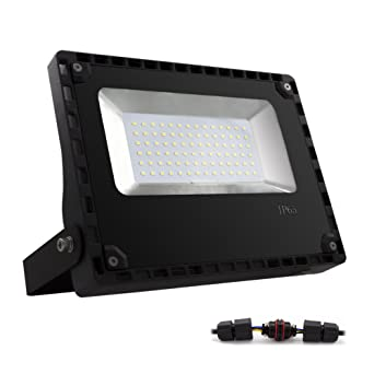 ALOTOA® 50W Foco proyector LED para exteriores, Blanco Natural ...