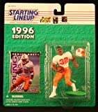 : ERRICT RHETT / TAMPA BAY BUCCANEERS 1996 NFL Starting Lineup Action Figure & Exclusive NFL Collector Trading Card
