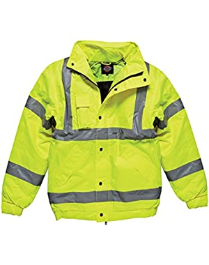 High-Visibility Bomber Jacket / Mens Workwear