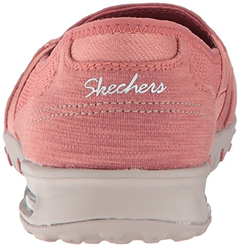Skechers Sport Frauen Easy Air Gold Mine Fashion Sneaker, Rust