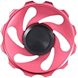 Full Alloy Wind Fire Wheels Aluminum Alloy Spinner with Stainless Steel Bearing