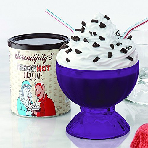 Full Purple Color Serendipity Frozen Hot Chocolate Party Gift Box (as seen on