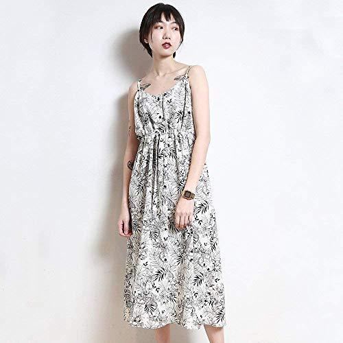 E In Primaverile Estivo Donna Moda Da Stampato A A Oudan colore Chiffon Dimensione Small Ztw0UHqx