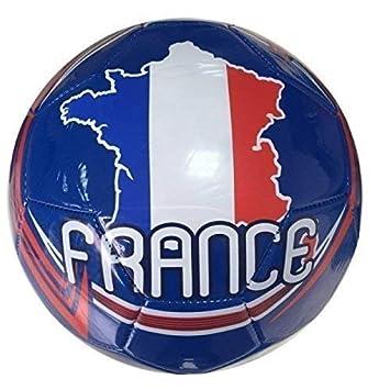 Lively Moments Balón de Fútbol Talla 5 / Pelota Francia con Mapa ...