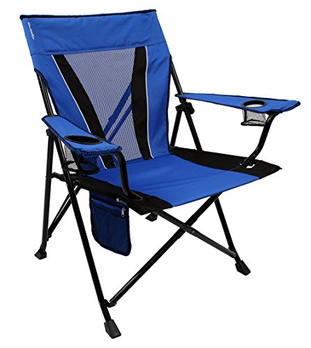 Kijaro Xxl Dual Lock Portable Camping And Sports Chair For