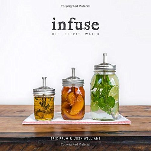 Infuse: Oil, Spirit, Water (Summer Cocktail Recipes)