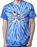 """The Silo TIE DIE BLUE Adrian Beltre Texas """"AIR HR"""" T-Shirt"""