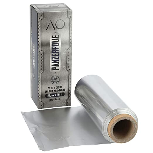 Compra AO® Cachimba Folio Lámina de Aluminio Acorazado   Rollo de ...