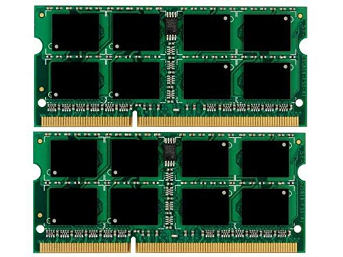 Apple 8GB Memory Kit (2x4GB) DDR3-1600MHz PC3-12800 SODIMM for MacBook Pro ()