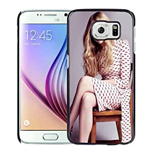 New Personalized Custom Designed For Samsung Galaxy S6 Phone Case For Chloe Grace Moretz Phone Case Cover