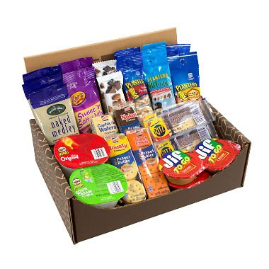 Snack Box on the go 27 snacks