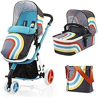 Cosatto Giggle 2 cochecito de bebé y carrito de bebé (Fjord): Amazon ...