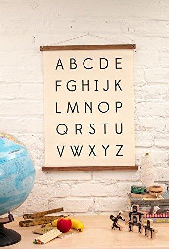 Tree Hopper Toys - Alphabet Wall Art Abc Art Puzzle