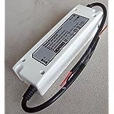 Firstsd 12V 30W Power Supply Driver PWM TRIAC Dimmable DC Transformer for LED Puck Light (INPUT:90-140V, OUTPUT:DC12V)