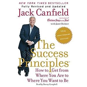 Best Self-Help Audio Books - The Success Principles - Jack Canfield