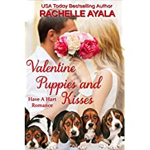 Valentine Puppies and Kisses: The Hart Family (Have A Hart Book 8) (English Edition)