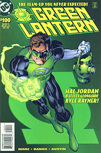 Green Lantern (3rd Series) #100A VF ; DC comic book