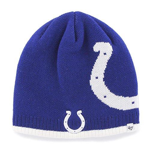 金銭的東ティモールカウンターパートPeaks Indianapolis Colts Beanie Cap