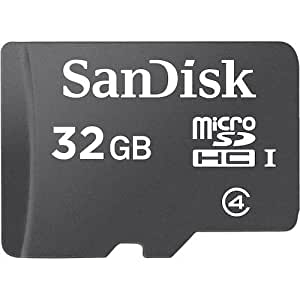 Amazon.com: SanDisk microSDHC tarjeta de memoria flash 32 gb ...