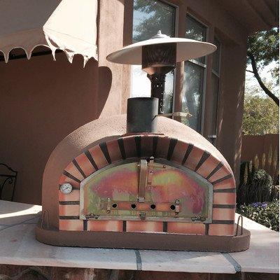 Traditional Brick Pizzaioli Wood Fire Oven