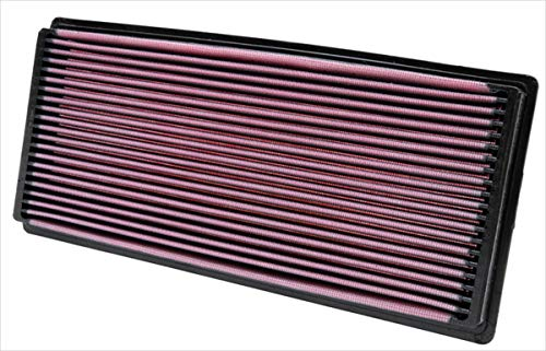 - K&N 33-2114 High Performance Replacement Air Filter